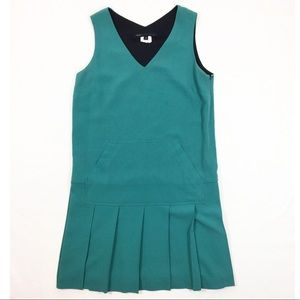 Marc by Marc Jacobs Pleated Sleeveless Dress